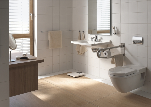 Barrierefreies bauen for Bathroom design yorkshire